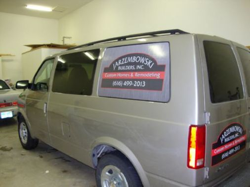 Vehicle Graphics 4