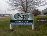 K&R Services Give New Sign to Owners